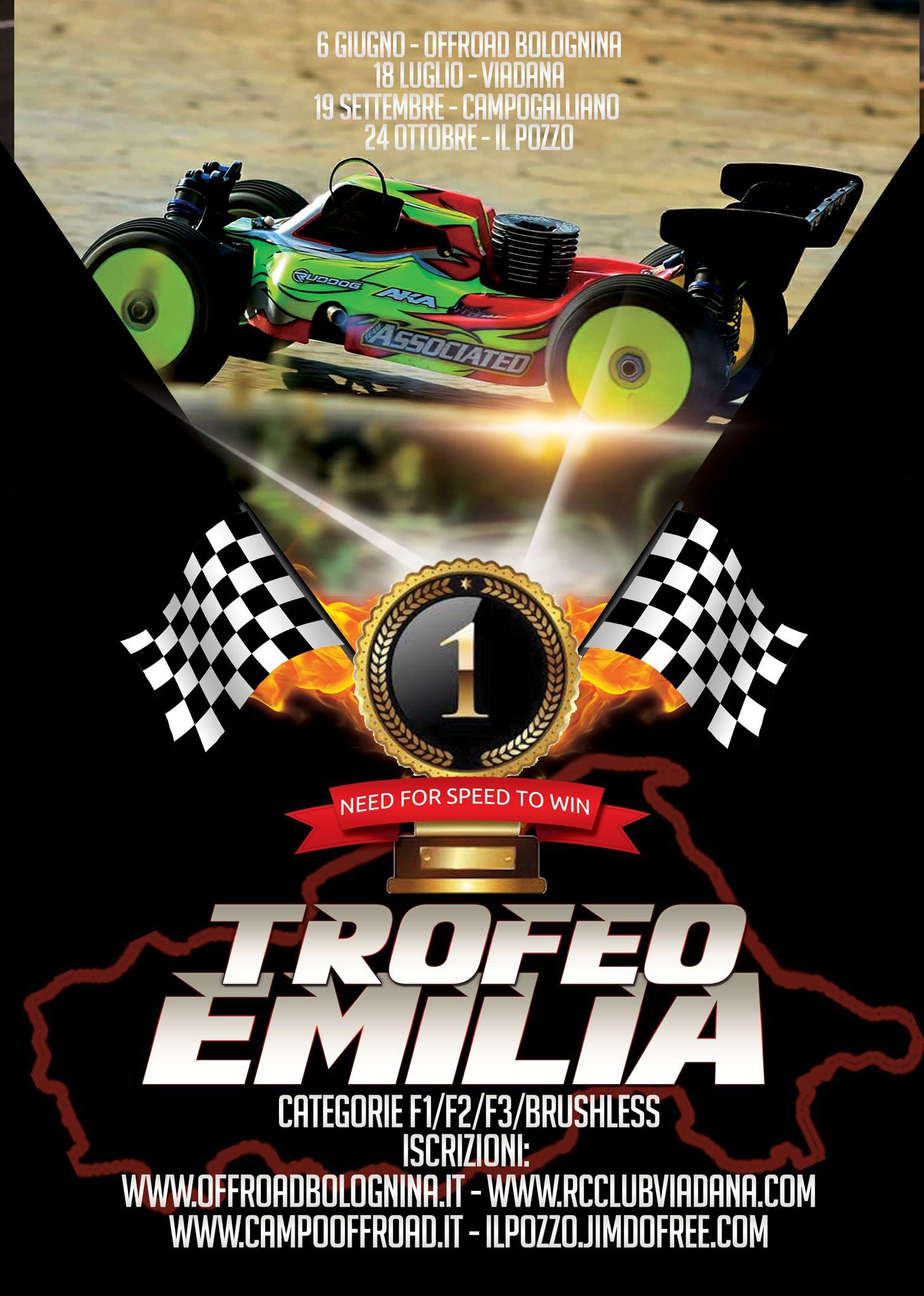 1° Trofeo Emilia 6 Giugno 2021